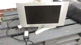 17 inch Hyundai TV. Free with collection.