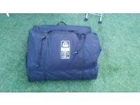 Eurohike Grasmere family tunnel tent. 4 berth. (persons) good condition