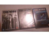 The Wire season 1-3
