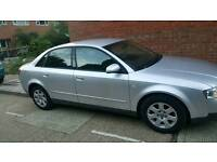 Audi A4 automatic.After service .log mot and tax.low milage 57000 Audi a4 a6,
