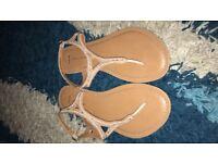 Widefit new look sandals