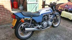 Honda CBO00F