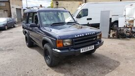 Landrover discovery 2 td5 auto