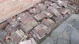 Roof Tiles reclaimed redland / marley.