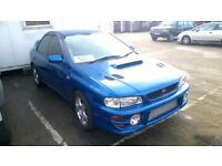 Subaru Impreza WRX Type Ra gc8 version 6 import