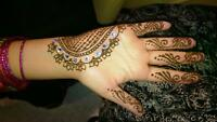 Mehndi or Henna available for celebrations/Parties