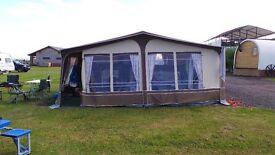 Pennine Pathfinder folding camper/trailer tent - BARGAIN