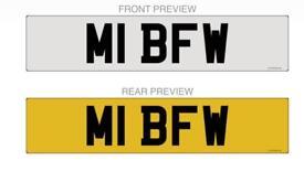 M1 BFW - available immediately