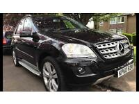 Mercedes ML300 3.0 Diesel Automatic- Mot May 2018