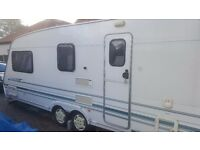 Swift Conqueror 580 SAL 4 Berth Caravan (Year 2000) Very good condition all equipment working