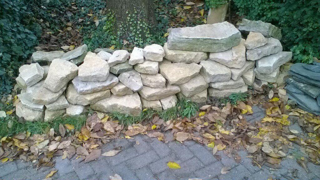Cotswold stone blocks (used)
