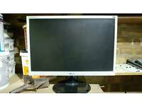 "Lg 22"" wide-screen monitor"