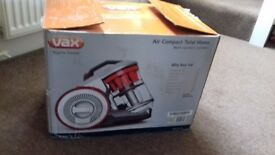 Brand new vax hoover