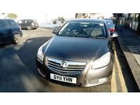Excellent Vauxhall insignia priced to sell at 3400. Just serviced, MOT till December 2017