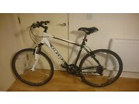 "Carrera Crossfire One 21"" Hybrid Bike"