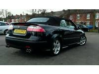 For sale Saab 93 CONVERTERIBLE AERO KIT AUTOMATIC PADDLE SHIFT.FULL SPEC PX AVAILABLE