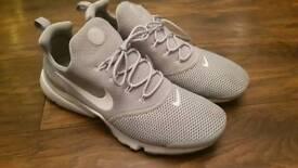 Nike presto fly mens grey 10.5