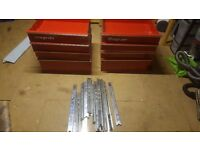 Snap-on drawers