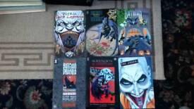 Batman graphic novels