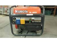 Generator Kabota