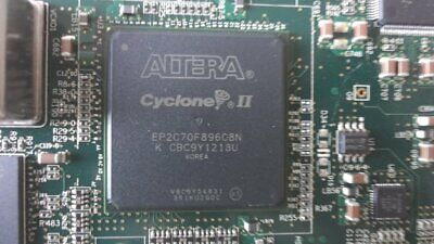 Altera Cyclone Ii Fpga Devices Dsp 100g Ep2c70