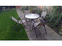 Garden Outdoor Table Set! FOR SALE!