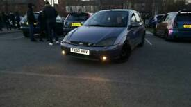 2002 FORD FOCUS ST170