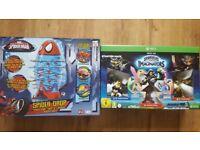 Toys brand new in box bargain