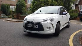 2014 64reg Citroen DS3 1.2 VTi DSign, 1 Hand, Very low mileage,Service history, London, £20 road tax