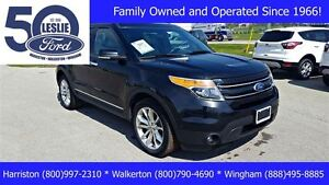 2011 Ford Explorer Limited 4WD | NAV | Leather