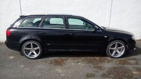Audi A4 Avant 3L TDI S-Line - Auto