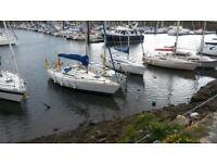 Sigma 33 Cruiser/Racer Yacht For Sale