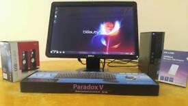 LIGHTNING FAST SSD Dell Optiplex Business 780 Ultra Small Form Factor Desktop PC Computer Dell 20