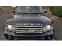 Range Rover Sport HSE TDV6 4x4 FSH New Mot