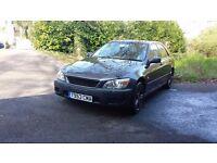 Lexus IS 2002.0 Sport 4dr New mot