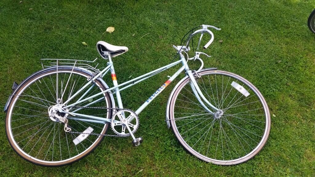 peugeot riviera bicycle hybrid excellent condition collectors item