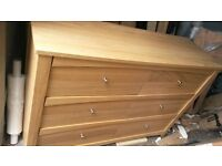 chest of 6 drawers good condition ready to go