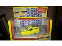 Unboxed Only Fools and Horses Van Die Cast Collectable by Lledo1.43 Scale