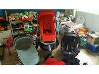 Quinny buzz travel system - excellent condtion