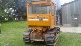Track Marshall 56 agricultural crawler.