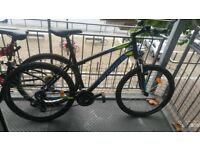Almost brand new Bicycle B TWIN MountainBike