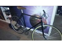 Singlespeed bike, single speed bike