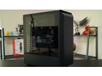 PC case Free installation Phanteks Mesh best airflow with warranty boxed
