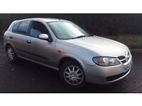 cheap nissan almera 1.5
