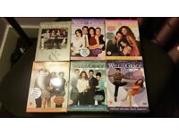 Will & Grace Complete 1 - 6