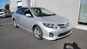 2012 Toyota Corolla S BLUETOOTH-GROUPE ÉLECTRIQUE-MAGS