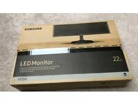 "22"" Samsung Monitor"