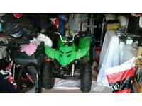Off road quad 150cc