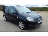 2006 FORD FIESTA ZETEC CLIMATE 3 Door Hatchback