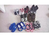 Boy shoes bundle